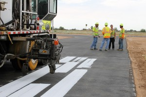 Armstrong-Consultants_supervises_runway_striping