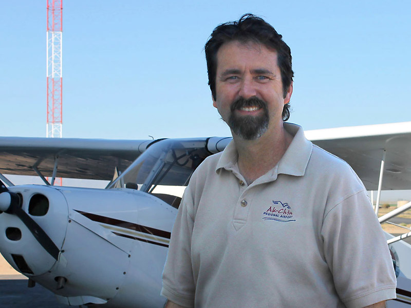 Tim Costello - Ak-Chin Regional Airport Manager